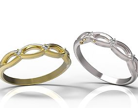 Ring 3D printable model rings