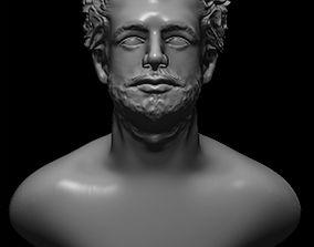 3D printable model Mo Salah