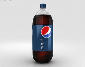3D model Pepsi Bottle 2L