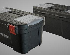 3D model Toolbox animation ready
