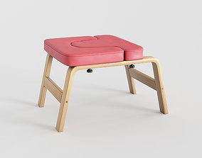 Yoga chair 3D model
