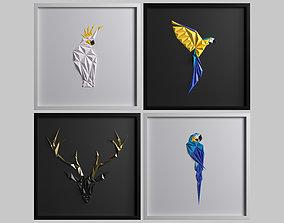 3D Paper ArtWork 01