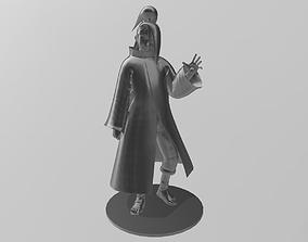 3D print model Deidara from Shippuden