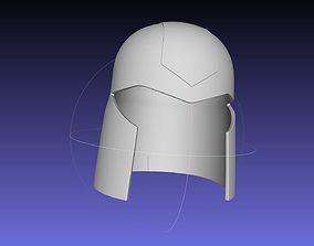 3D printable model GI Joe Cobra Commander Helmet