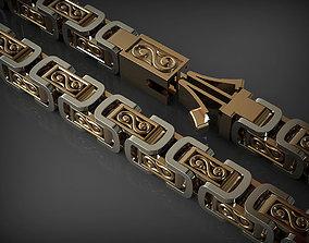 Chain link 113 3D printable model