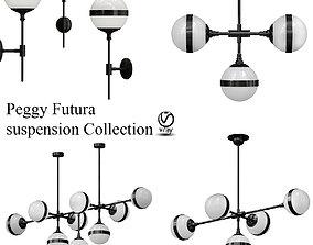 3D Peggy Futura suspension Collection