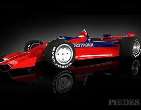 Brabham BT 46 fan car 1978 3D