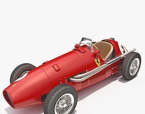 ferrari F500 1952 3D model
