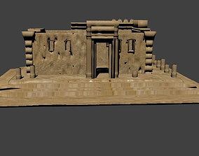 Palmyra Temple of Bel 3D model