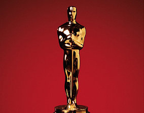 3D printable model Oscar
