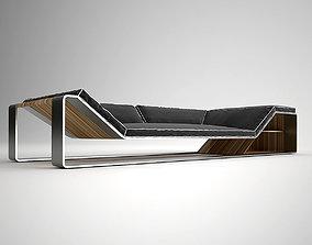 lounge sofa 3D