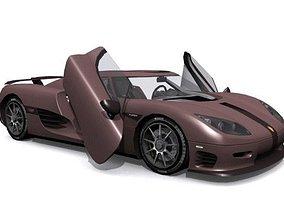 3D model Koenigsegg CCXT