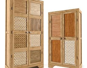 Closet Cabinet 3d model