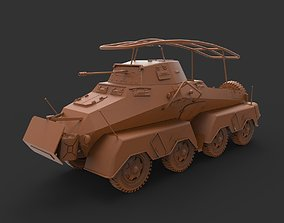 3D print model sd kfz 232