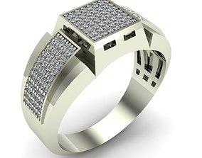 ring MAN RING 3D printable model