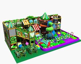 3D model Amusement Park 7
