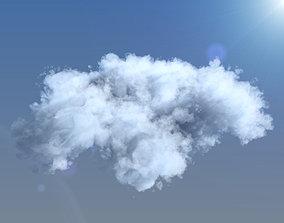 Clouds 3d voxel grid
