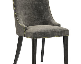 3D model Eichholtz Bermuda Dining Chair