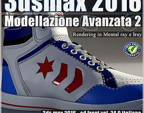 024 3ds max 2016 Modellazione Avanzata 2 V 24 CD