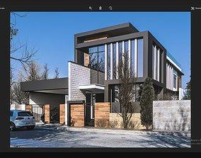 3D model sketchup vray 34 render scene