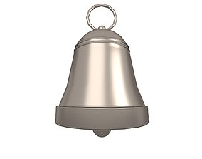 3D asset Bell v1 008