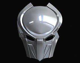 3D printable model Predator Falconer Mask