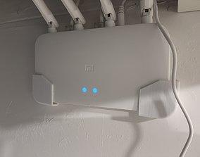 xiaomi router support 3D print model