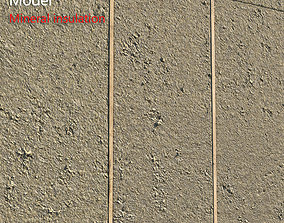 Ultra realistic Mineral insulation Scan 3D model