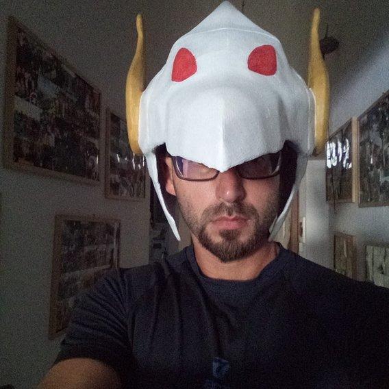 Pegasus Helmet