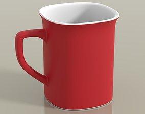 household Coffe Mug 3D model
