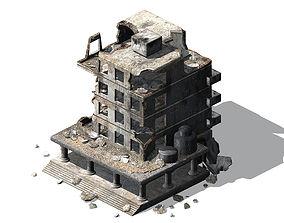 Different dimension - architecture - ruins 06 3D