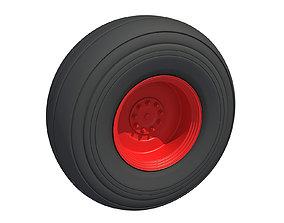 Free 3D Models - Wheel
