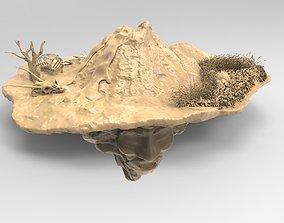 tropical The Island 3D model