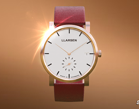 LLARSEN Helena Watch 3D