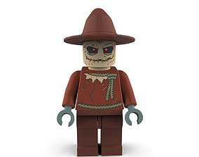 3D The Scarecrow