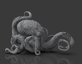 ocean OCTOPUS 3D Model