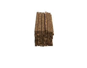 3D asset realtime Wood stack