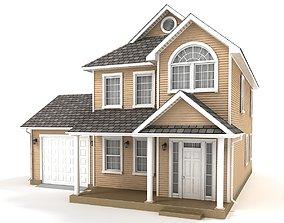 Cottage 44 3D cottage