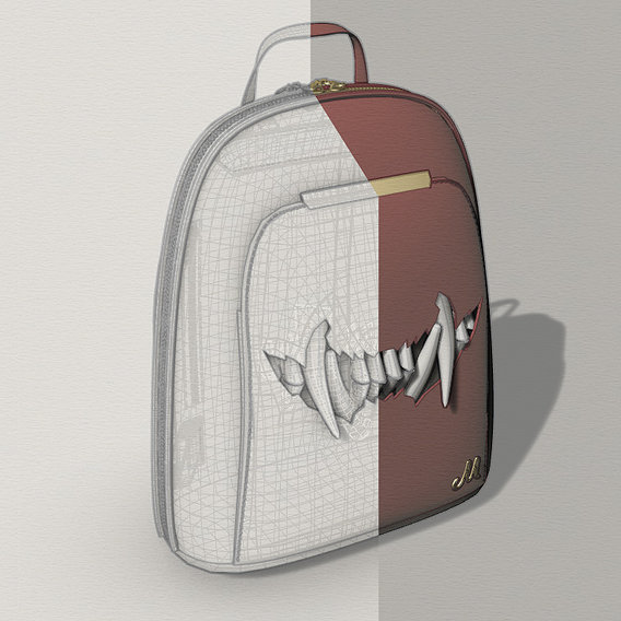 Malicious X Backpack