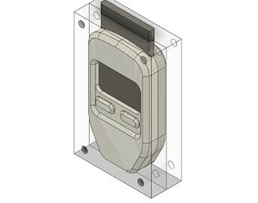 3D print model Trezor One case mold
