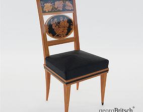 Biedermeier chair - South Germany 1820 - Georg 3D