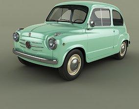 3D model Fiat 600
