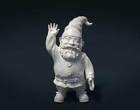 Garden Gnome 3D printable model
