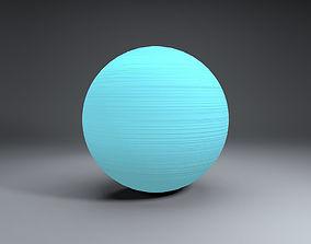 3D Uranus Globe