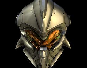 Halo 5 Guardians Helioskrill Helmet 3D print model