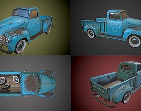 Chevrolet 3100 Pickup - game ready 3D model