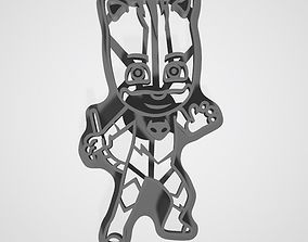 Masked heroes 3d cookies cutter carton other