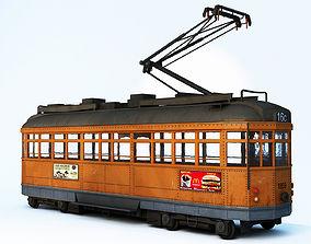 helsinki 3D City Tram