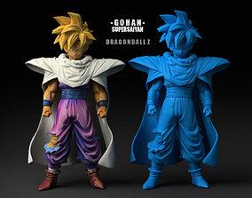 3D GOHAN SUPERSAIYAN