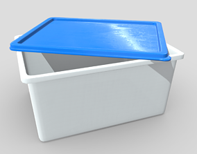3D model Food Container 2